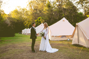 Louise-&-Anthony-Barellan-Point-wedding-tent-hire-brisbane
