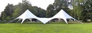 starshade large party marquee hire in park