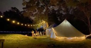 corporate event tent hire
